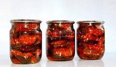 Вкусный рецепт маринованных помидоров