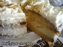 Вкусный торт для новогоднего стола