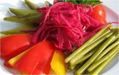 Рецепты закусок из овощей на праздничный стол