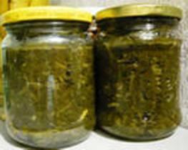 Домашние заготовки овощей на зиму - рецепты