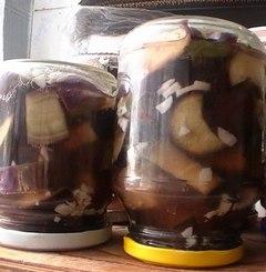 Как приготовить заготовки из баклажан на зиму