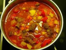 Готовим суповые заправки на зиму