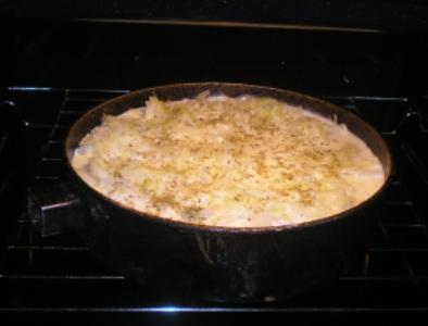 Запеканка из капусты - пошаговый рецепт с фото
