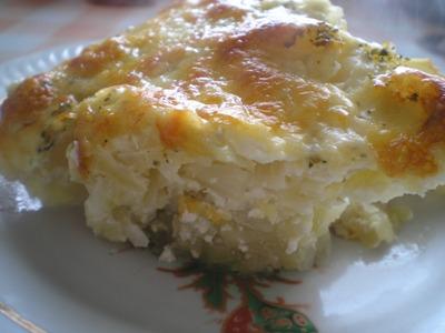 Запеканка из капусты - рецепт с фото
