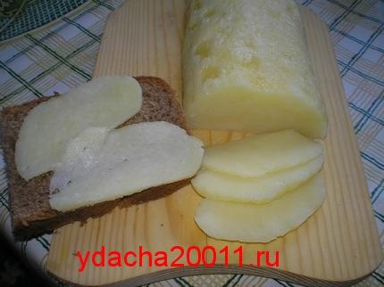 Варим домашний сыр
