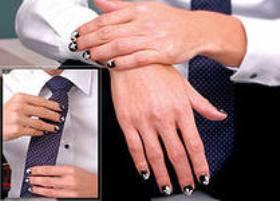 Как и когда был создан лак для ногтей