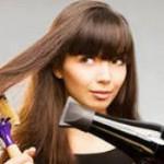 Как правильно делать укладку волос