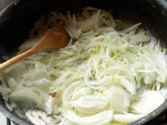 Вкусный жареный лук - рецепты пригготовления