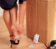 Мозоли на ступнях ног - лечение