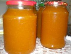 джем из абрикосов - вкусный фоторецепт