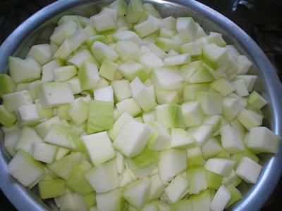Рецепт приготовления лечо из кабачков
