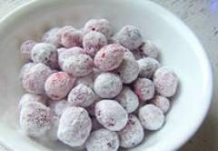 Рецепт клюквы в сахаре