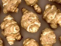 Готовим блюда из топинамбура
