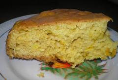 Рецепт пирога с мандаринами