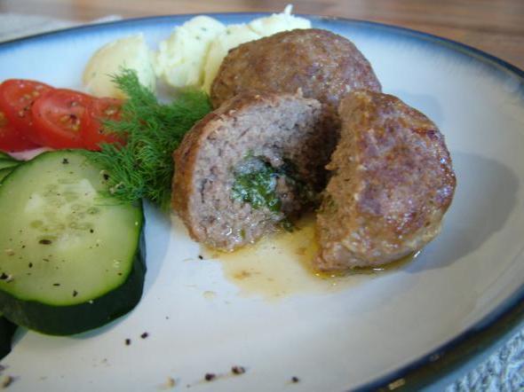Вкусные и сытные блюда - подборка рецептов