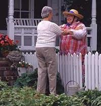 Как наладить с соседями хорошие отношения
