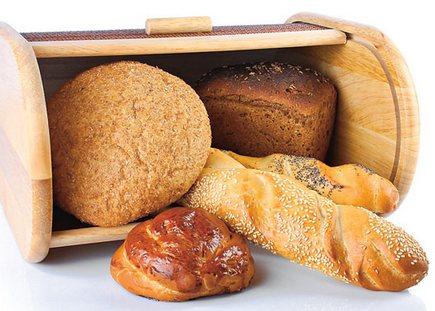 Хранение хлеба