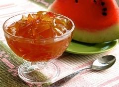 Рецепт варенья из арбузных корок