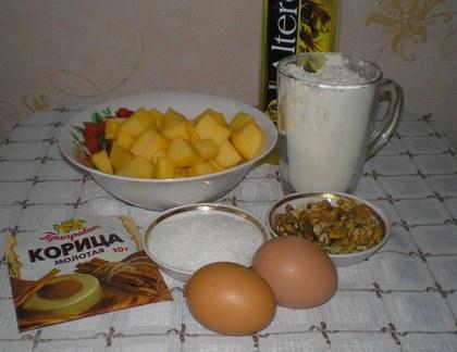 Рецепт приготовления тыквенных кексов с фото