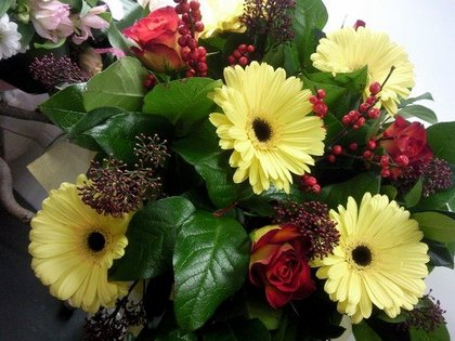Маленькие хитрости для сохранения свежести цветов в букете