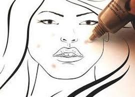 Маски от пигментных пятен на лице