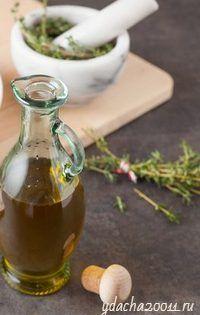 Как сделать масло тимьяна дома