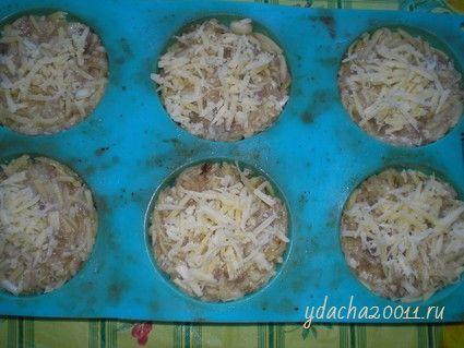 Кексы картофельные - рецепт приготовления
