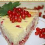 Домашняя выпечка – ягодные фантазии на новогодний стол