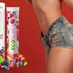 Eco Slim шипучие конфетыдля похудения и очищения организма от шлаков